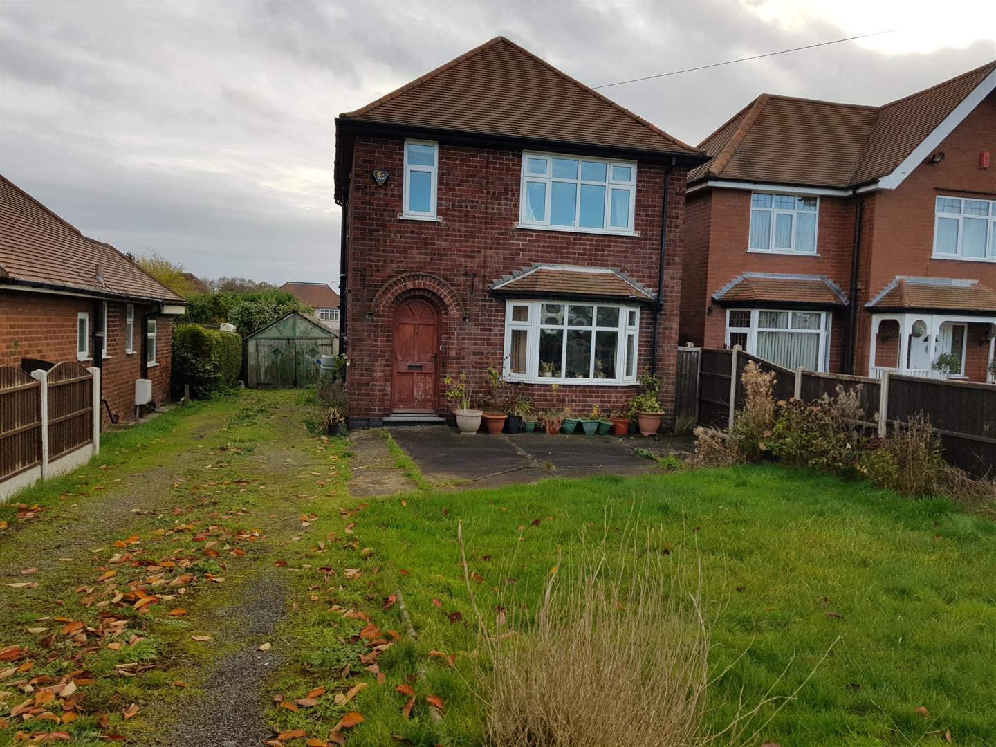 2 Bedrooms Detached House for sale in Netherfield Lane, Church Warsop, Mansfield
